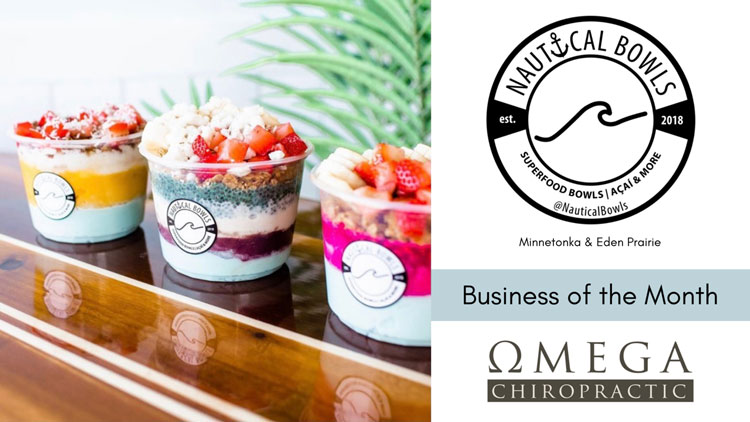 Chiropractic Chanhassen MN April Business Of The Month